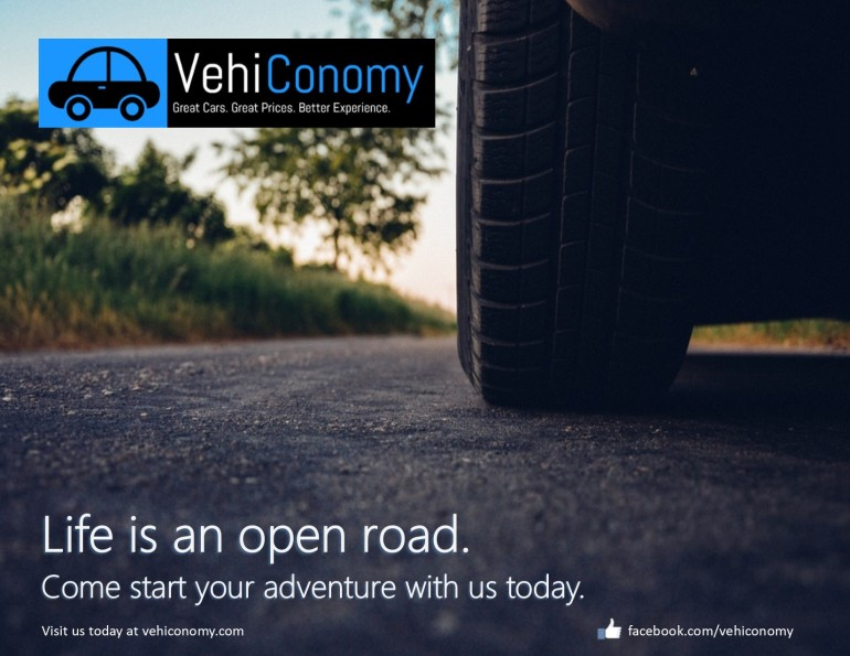 VehiConomy Flyer